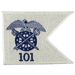 Quartermaster Guidons Patches
