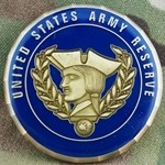 Challenge Coin, U.S. Army Reserve, Type 1