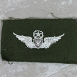 ACU Sew-on Master Aviation New Type