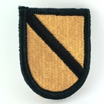 Beret Flash, 623rd Quartermaster Company